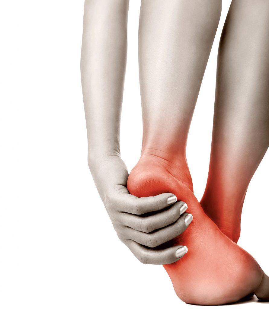 Сильная боль и жжение в ногах